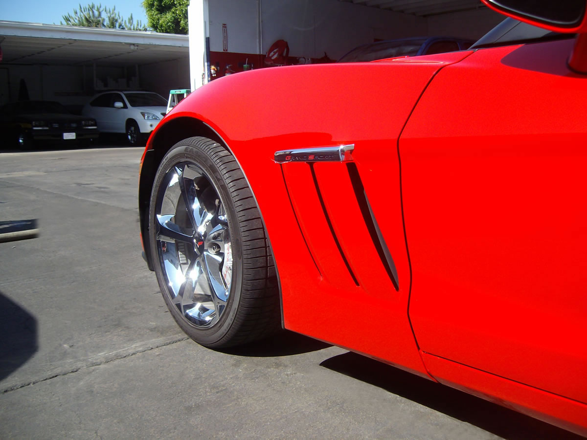 2009 C6 Corvette