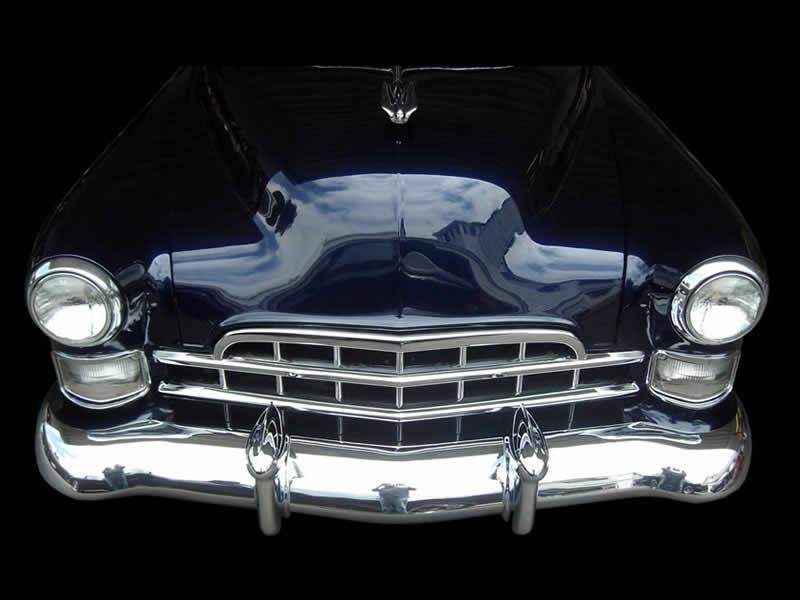 Historical Vehicle Detailing - 1948 Cadillac