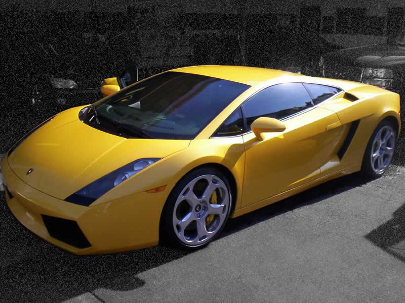 Exotic Car Detailing - 2004 Lamborghini