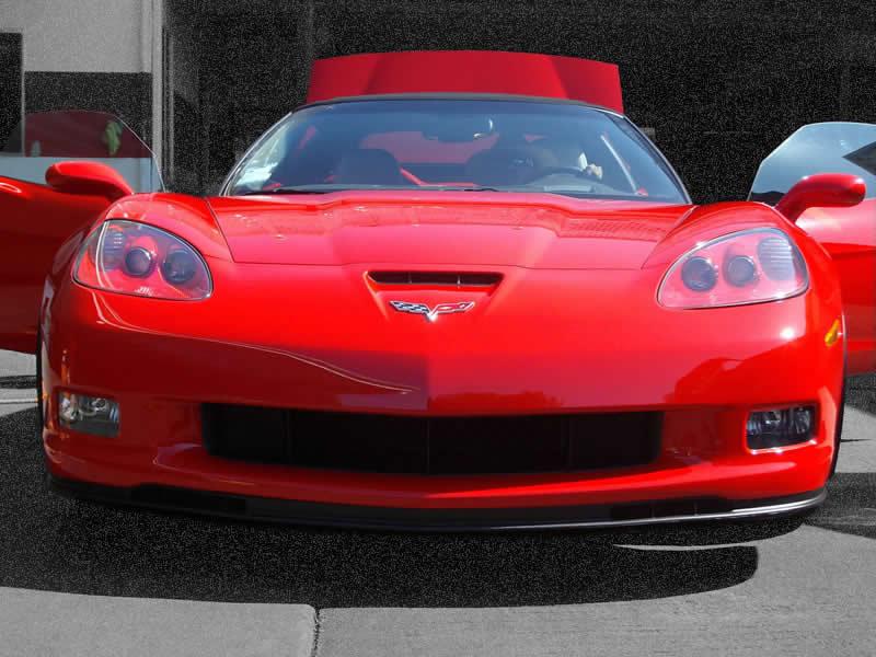 Exotic Car Detailing - 2009 C6 Corvette