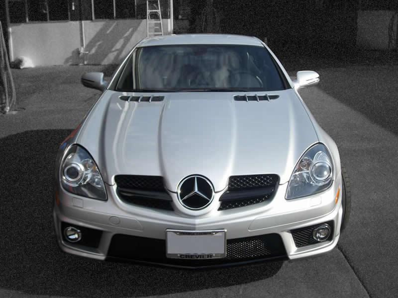 Automotive Detailing - Mercedes SLK 55 AMG