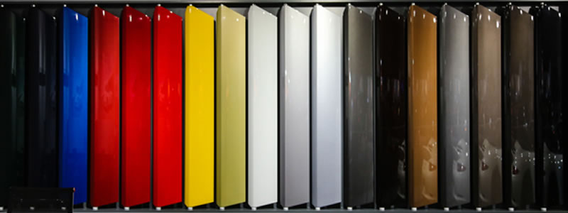Automotive Paint Colors