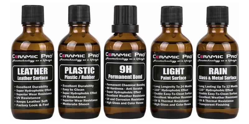 Ceramic Pro® Products